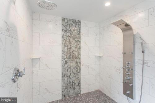 High-end shower